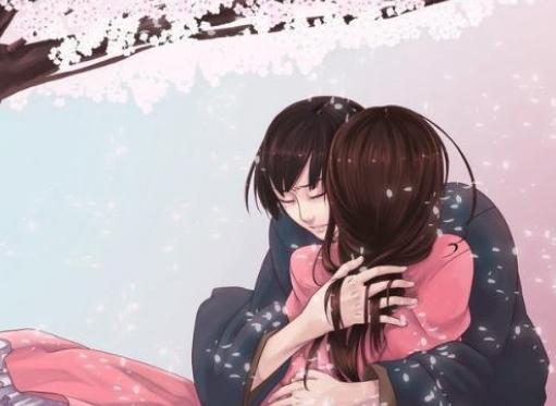秋天的拥抱
