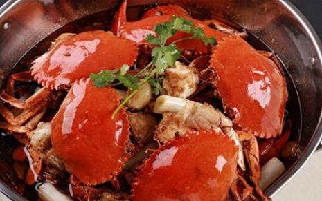 那些年桌上带回的蟹