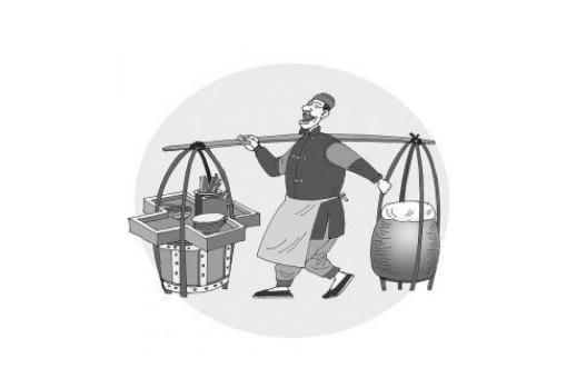消失的担子豆腐