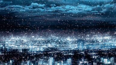 初雪来了,我想你了
