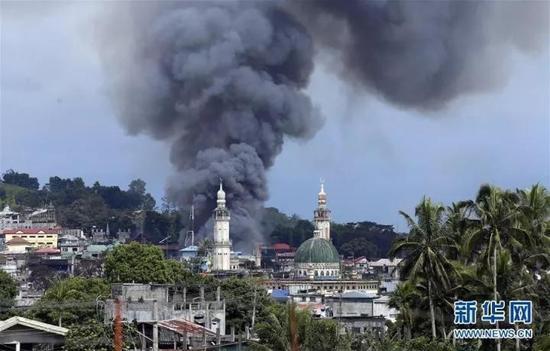 中国为何连续向菲律宾援助先进武器