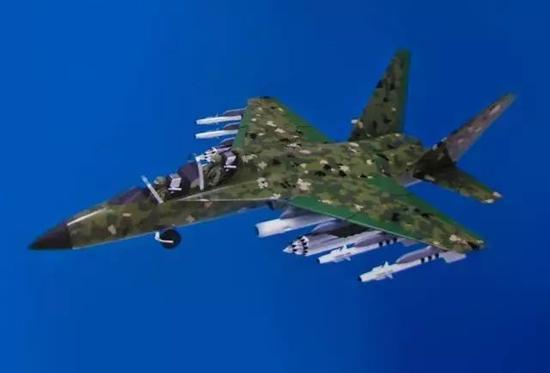 这个国家18年前帮了中国海军 这次又来帮中国空军