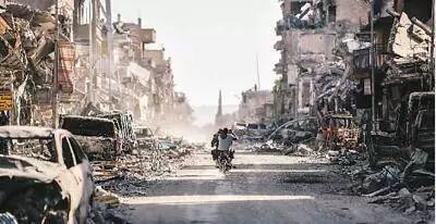 """谁来为""""破碎""""的叙利亚""""买单"""""""