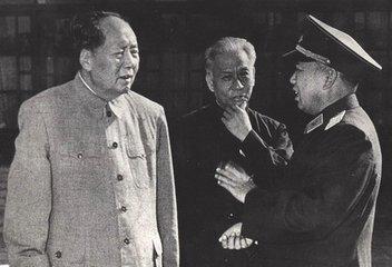 林彪亲自开口为谁讨大将军衔,毛主席没答应