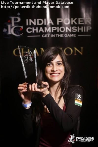 扑克冠军Nikita Luther:打牌是一项智力运动,女性毫无劣势可言