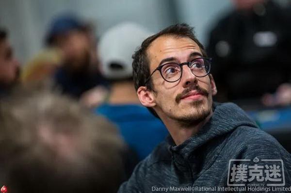 Pascal Hartmann领跑WPTWOC 豪客赛