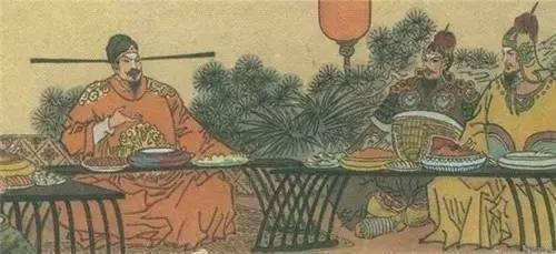 中国史上最牛的八大饭局