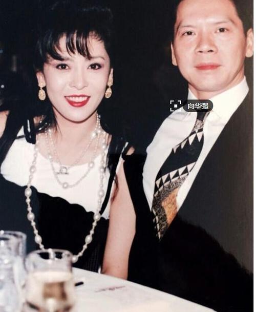 香港大佬向华强当年与京城道上人物的恩怨冲突