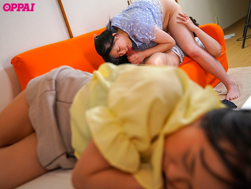 PPPD-872:女友不在家,巨乳闺蜜咲野日和爬上了男友的床!