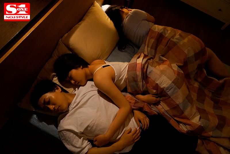 SSNI-885:慾火焚身的儿玉玲奈和姐姐男友连做三天三夜!