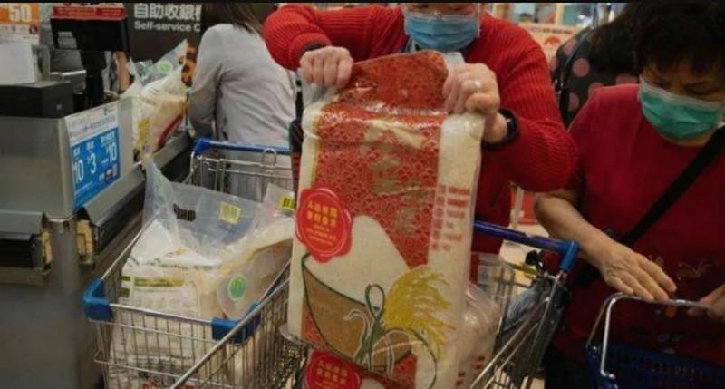 """中国是否会出现""""粮食危机""""?"""