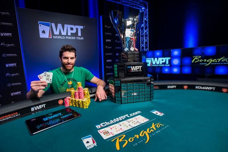 Donald Maloney斩获百家塔扑克公开赛冠军,奖金$616,186