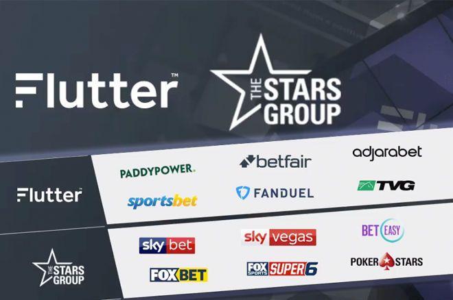 产业新闻:Flutter Entertainment和The Stars Group已达成合并协议