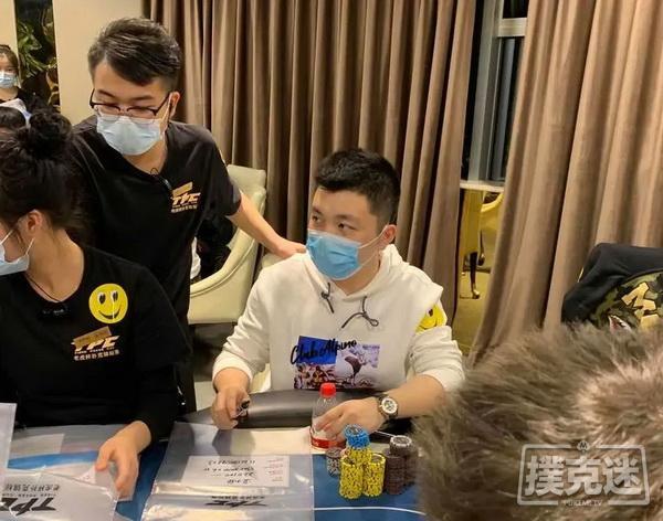 2020 TPC老虎杯年终总决赛 | 主赛强势破保!冯旭成为全场CL!