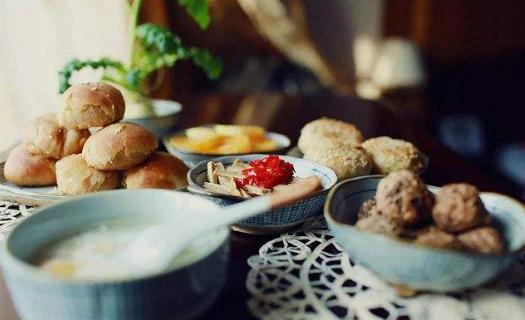 有一种爱叫做有人为你做早餐