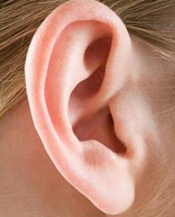耳朵好了一些,不那么疼了!