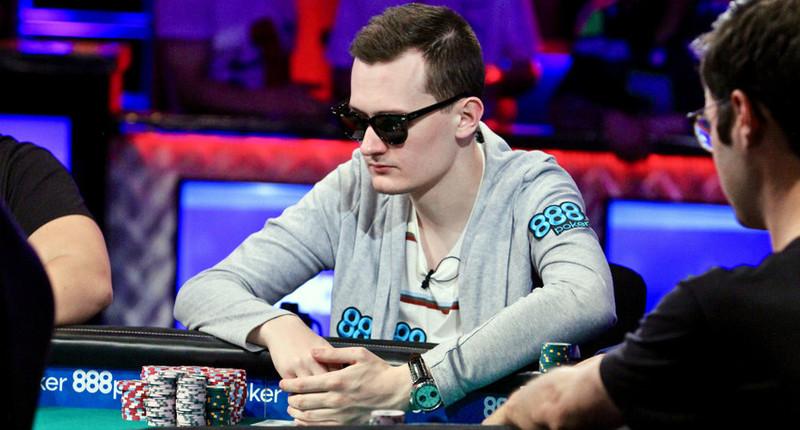 WSOP主赛决胜桌选手Nick Marchington被金主起诉