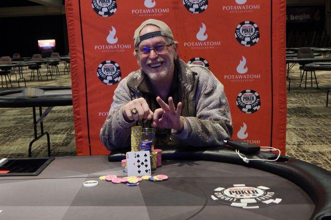 三枚WSOP-C金戒指牌手Cary Marshall去世,享年69岁