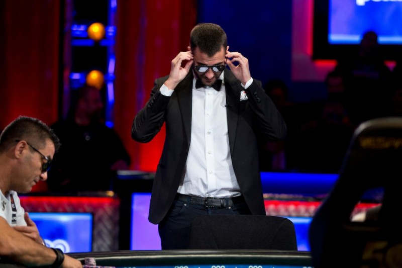 2019 WSOP主赛亚军Dario Sammartino专访:打牌只是我生活中的一部分