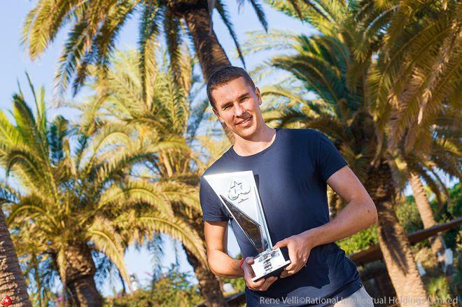 Markku Koplimaa斩获EPT巴塞罗那€1,100国家赛冠军,揽活奖金 €585,500