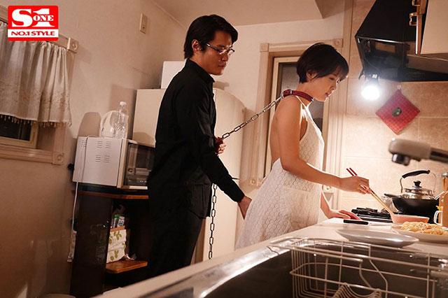 SSNI-474 :以侵犯为目而结婚的美人妻葵司初夜的悲惨故事