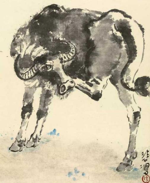 关于咏牛的诗词